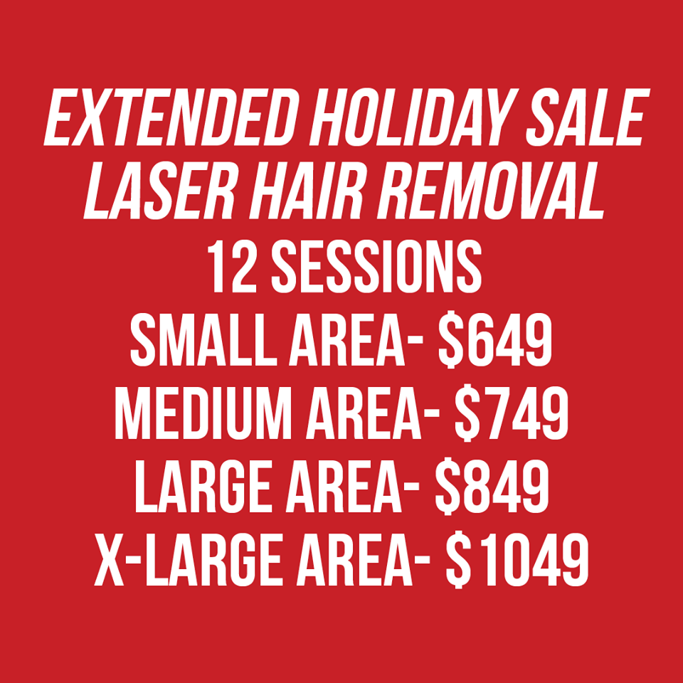Lasar Hair Removal Sale